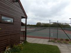 Tennis Courts at Willen Road